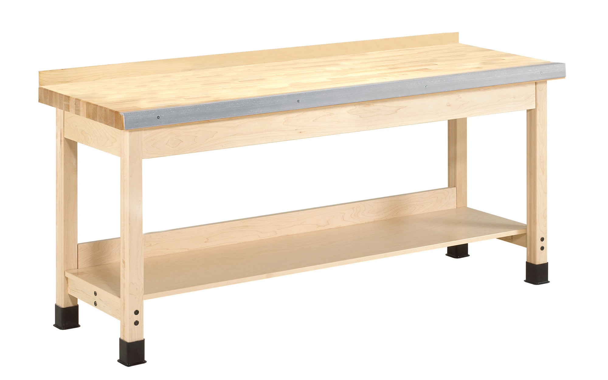"Diversified Woodcrafts Auxiliary Wall Workbench - 36"" Height"
