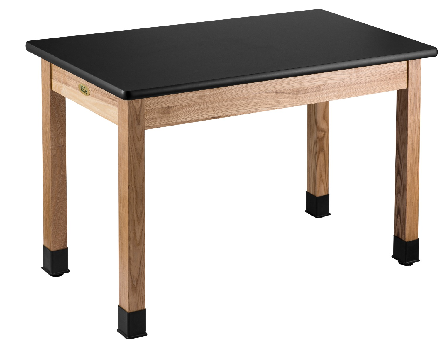 "NPS High Pressure Laminate Science Table-24"" W x 48"" L-36"""