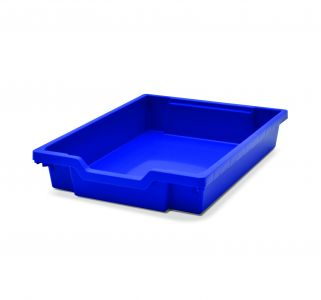 8 Pack Gratnells Storage Tray - F1 Shallow