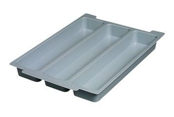 6 Pack Gratnells Molded Type B 3 Section Insert for F1 Trays