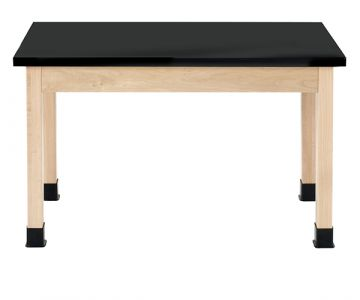 Diversified Woodcrafts Maple Science Table with ChemGuard Top